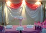 organizacion integral de eventos,fiestas,casamientos,cumpleaños,vajilla,manteleria