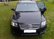Volkswagen touareg 2.5 tdi tiptronic a5negroano…