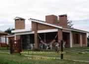 Alquiler x temp casa nueva z Carlos Paz Semana Santa en las Sierras de Cba