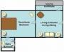 Dueño alquila Apartamento en Recoleta - Av. Callao y Av. Las Heras - U$S 320 semana