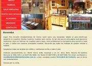 Amoblamientos de Cocina   Argen Pino   Muebles de pino   Ituzaingó (Bs. As.)