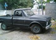 Vendo camioneta chevrolet pick-up c-10