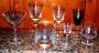 Vendo Copas de Cristal Tallado y Biselado