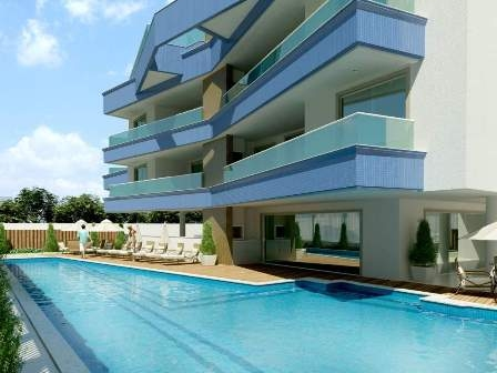 Brazil-forianopolis-frente al mar.apartamento c/financiamiento