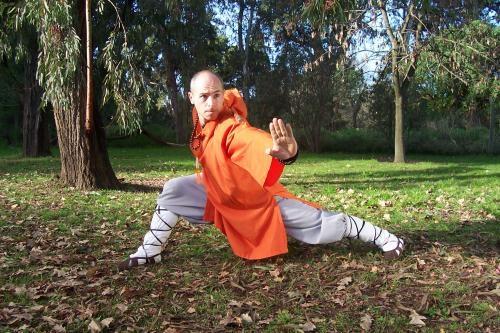 Shaolin kung fu tradicional