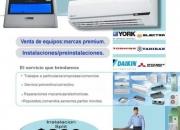 REFRIHOGAR: Oferta Instalacion De Aire Acondicionado $200, Desistalacion de aire acondicio