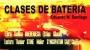 CLASES DE BATERIA - MUSICA - LECTURA DE TAMBOR