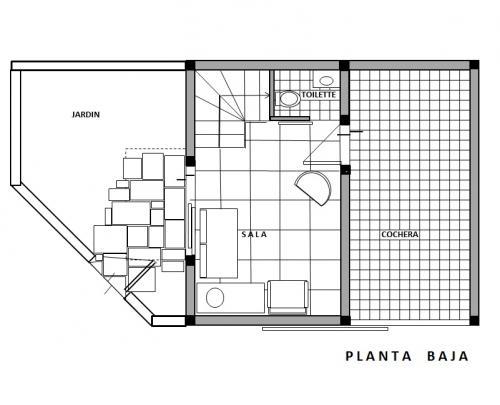 Duplex capital ciudad mendoza