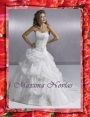 Encantador vestido de Novia