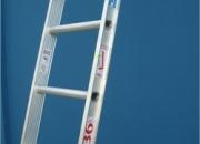 Escalera Aluminio Paralela Uso Profesional