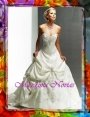 Millonario Vestido de Novia – Maxxima