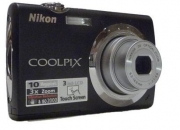 Nikon coolpix s230 + sd 4 gb