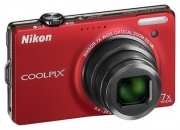 NIKON COOLPIX S6000 14,2 MP, ZOOM OPTICO