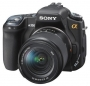 Sony Alpha 350 con kit 18