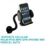 Soporte GPS y Telefono Celulares