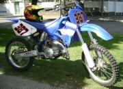 Sport moto: yamaha yz 125 1999 japonesa