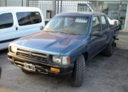 Toyota hilux pick up doble cabina 4x2 dlx