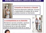 ENFERMERAS A DOMICILO  CADEVI-SALUD