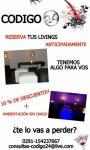 ALQUILER DE LIVINGS PARA EVENTOS