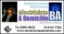 Electricista a Domicilio Paternal   Te: