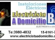 Electricista palermo 3980