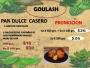 PAN DULCE CASERO GOULASH