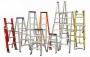 Escaleras de Aluminio - Modelo Tijera - Directo de Fábrica
