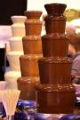 VENDO CASCADAS DE CHOCOLATE PARA FIESTAS TAMAÑO GRANDE