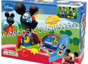 La casa de mickey mouse clubhouse disney
