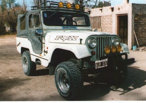 Vendo jeep ika ¡completisimo! lavalle mendoza