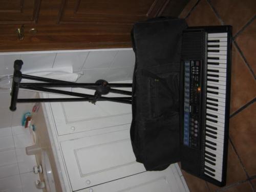 Vendo teclado casio ct-657