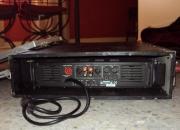 Potencia SKP 900+900 en caja con ruedas siliconadas $2200