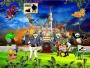 Animación y Juegos Interactivos en Pantalla Gigante