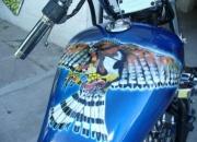 Restauración, modificación y personalización de motos y autos.