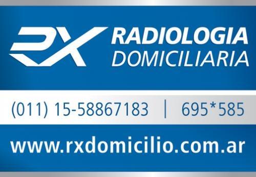 Radiografía a domicilio