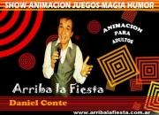Show y  animacion para adultos-juegos-humor-magia