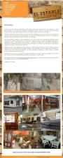 Fábrica de muebles de pino en Tigre | Muebles de Pino | El Establo Muebles | Buenos Aires