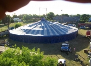 Alquilo carpas de circo
