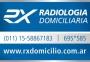 Radiólogo a domicilio