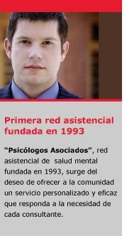 Psicólogos asociados - red asistencial de psicología