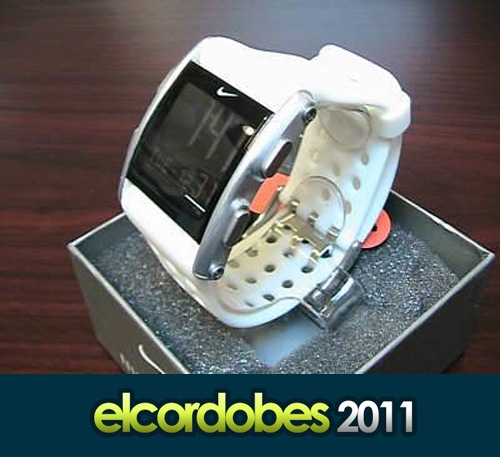 Reloj Nike Blanco Inyectada En Córdoba Silicona Color Torque 80wNvmn