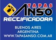 RECTIFICADORA DE TAPAS DE CILINDROS