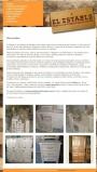 Fábrica de muebles de pino en San Fernando | Muebles de Pino | El Establo Muebles | Buenos Aires
