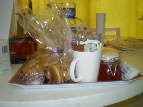 Desayunos y meriendas caseras a domicilio