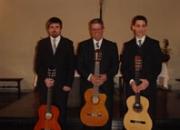 Concierto del Trío de Guitarras Domine