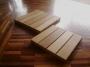 Deck Guayubira Edelweiss