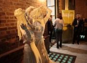 estatua viviente para eventos