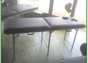 Fabricantes de camillas de todo tipo,sillones de pedicuria y cosmetologia.