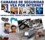 camaras de seguridad - vigile por internet