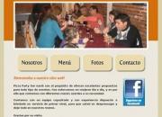 Pizza Party Sur | Servicio de pizza party | At en Lomas de Zamora | Zona Sur